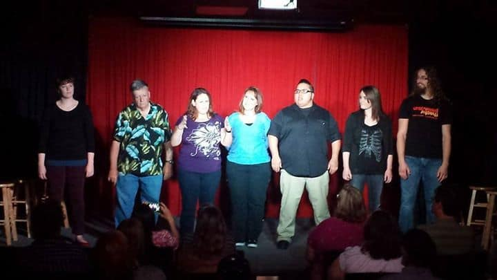 Advanced Stagework & Live Performance Prep Improv Classes at Unscrewed Theater