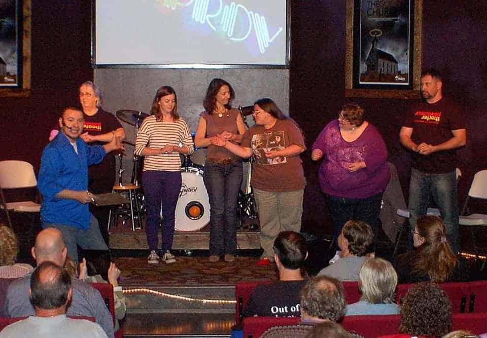 Fundamentals of Improv (Level One) Improv Classes at Unscrewed Theater