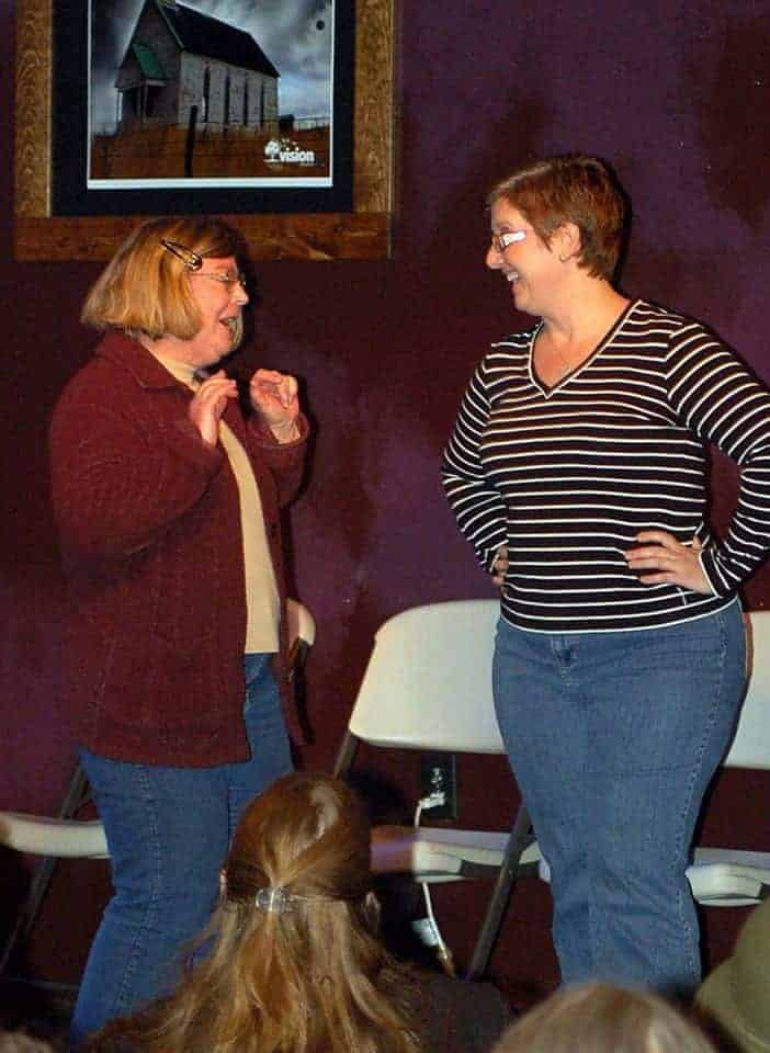 Advanced Improvisation (Level Two) Improv Classes at Unscrewed Theater