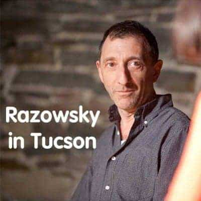 Workshop with David Razowsky in Tucson at Unscrewed Theater