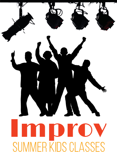 Improv Summer Kids Classes