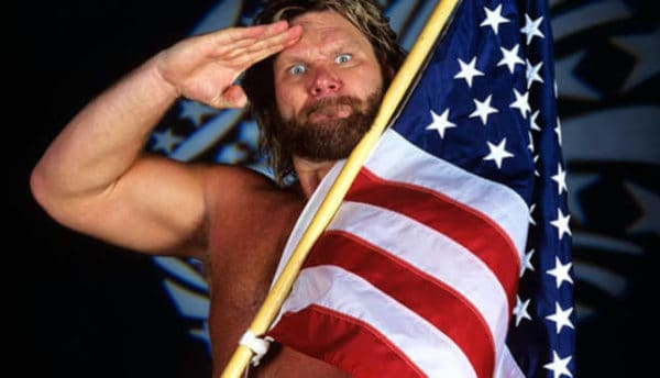 Photo of Hacksaw Jim Duggan